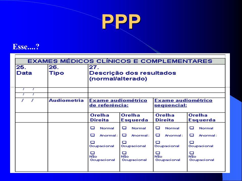 PPP Esse....