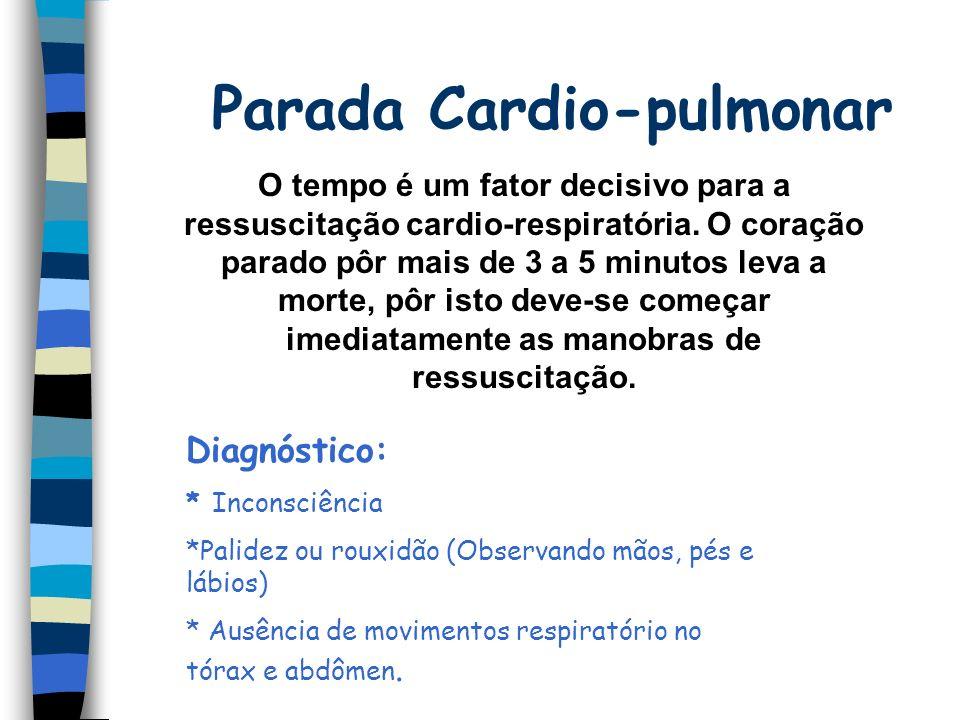 Parada Cardio-pulmonar
