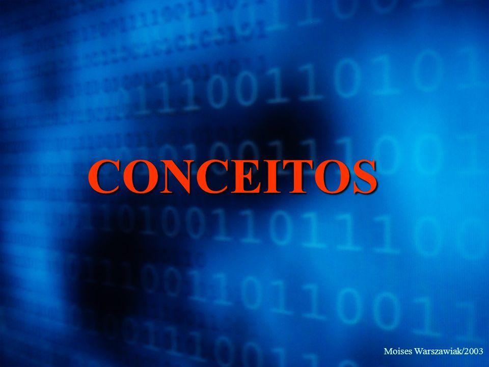 CONCEITOS Moises Warszawiak/2003