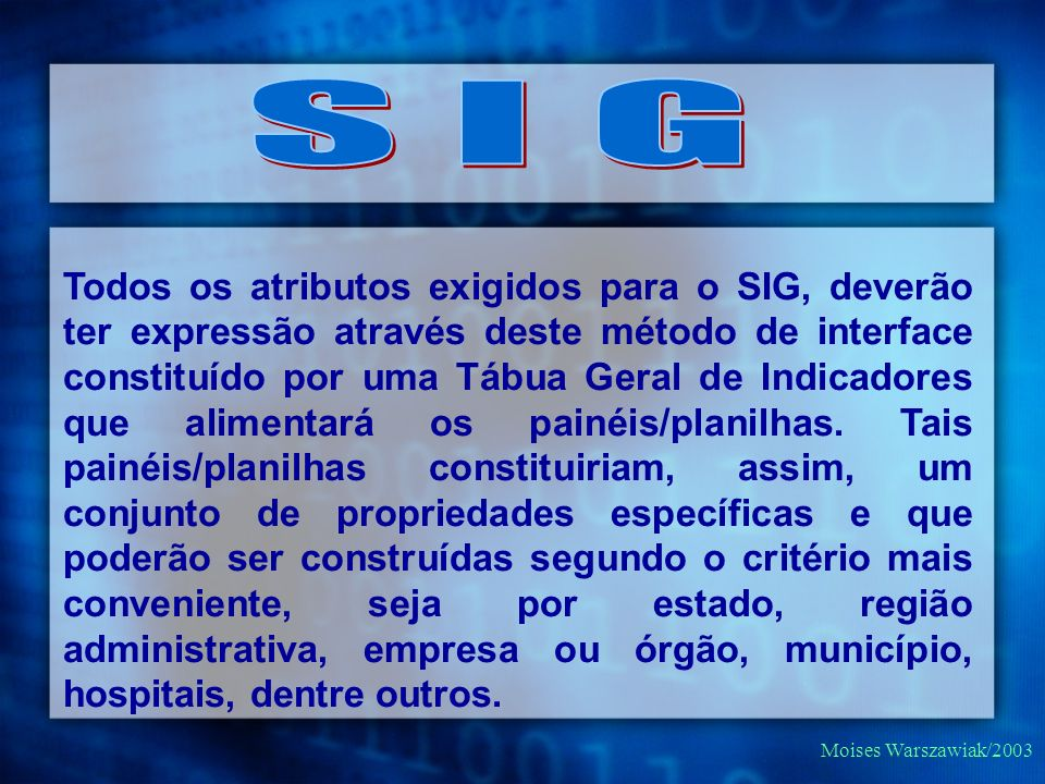 S I G