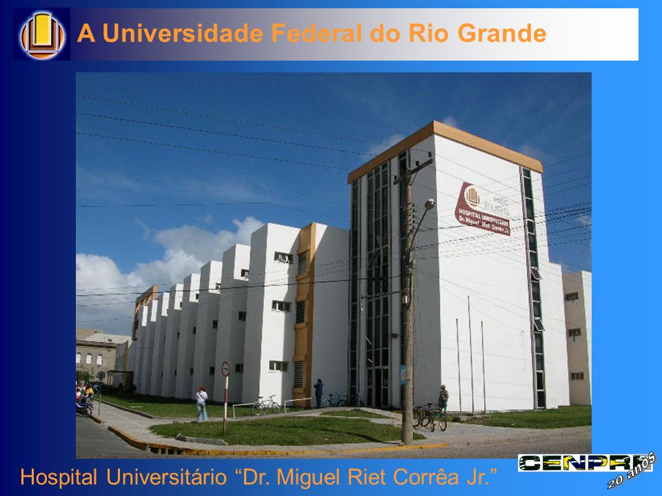 A Universidade Federal do Rio Grande