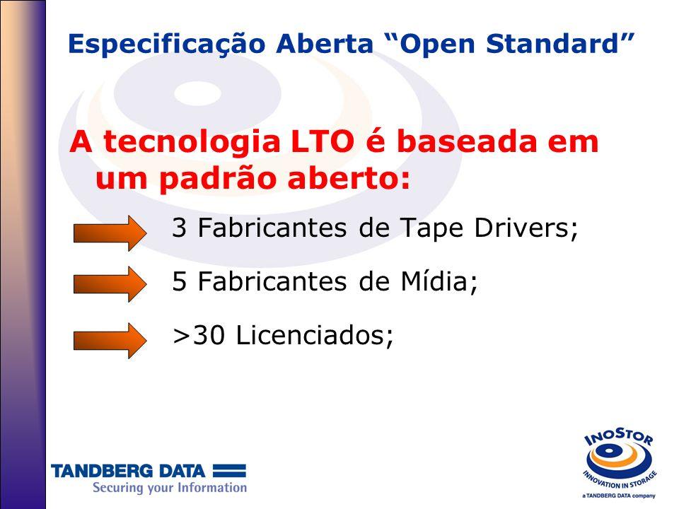 Especificação Aberta Open Standard