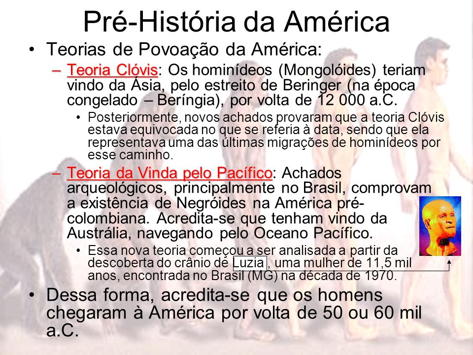 Pré-História da América
