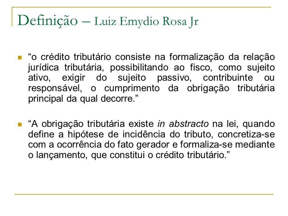 Definição – Luiz Emydio Rosa Jr