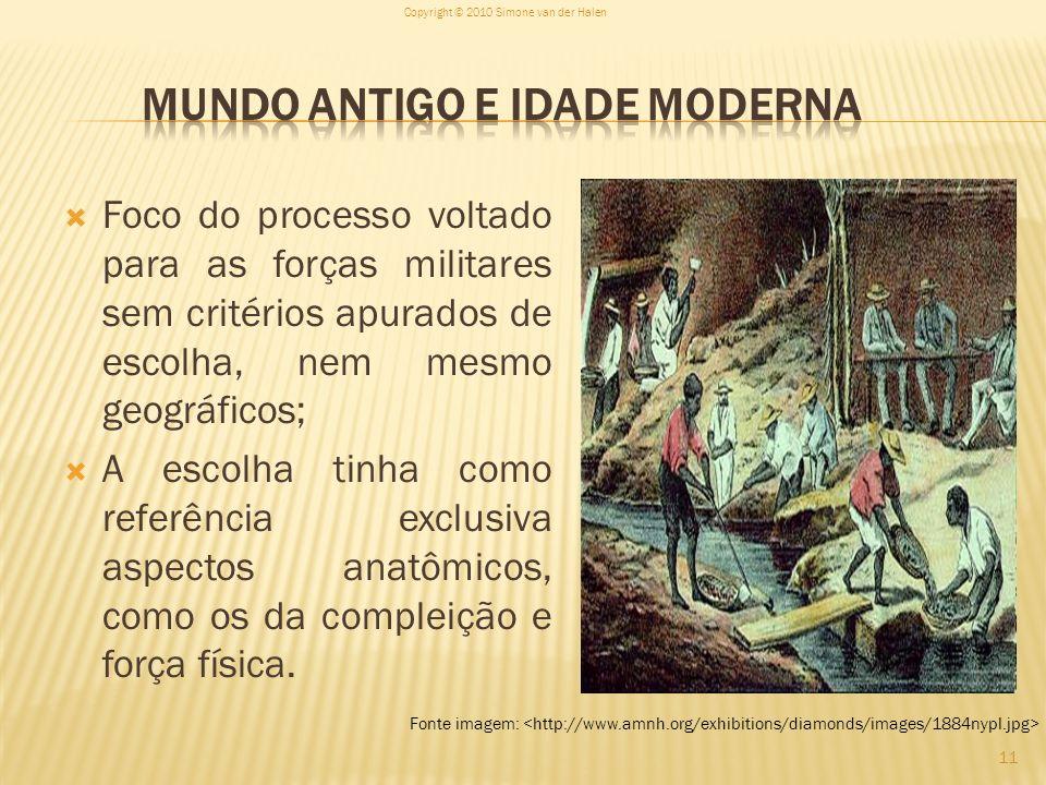 Mundo Antigo e Idade Moderna