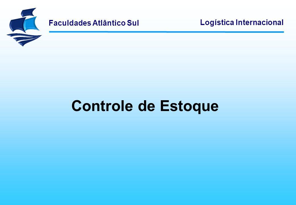 Controle de Estoque Logística Empresarial