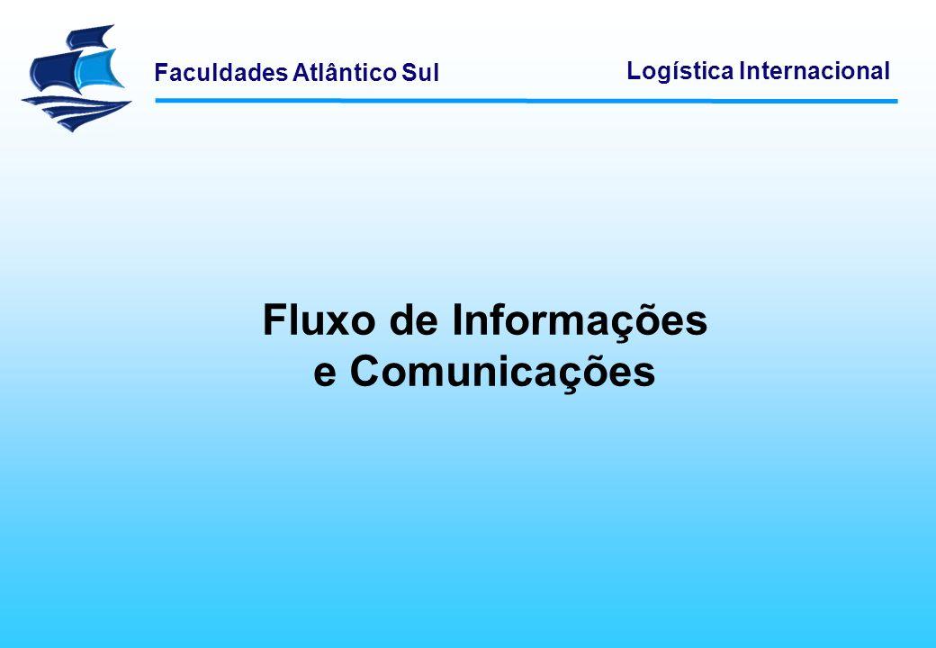 Fluxo de Informações e Comunicações