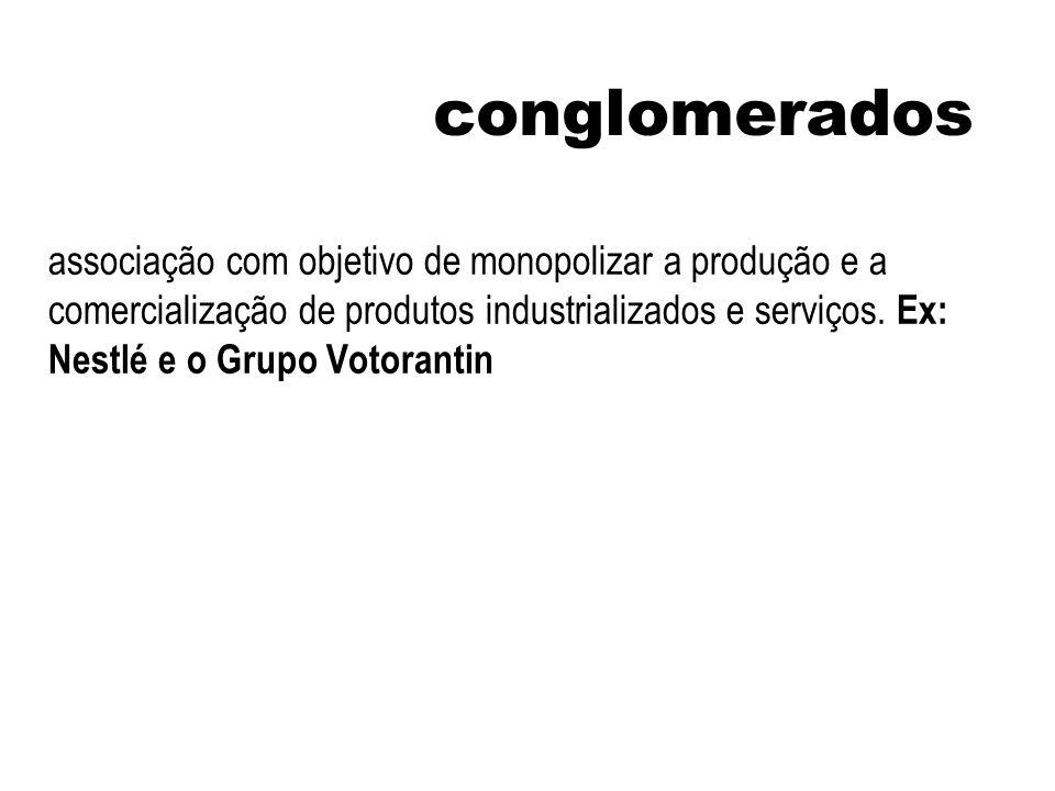 conglomerados