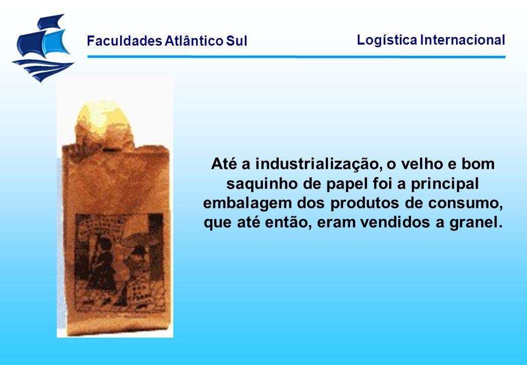 Até a industrialização, o velho e bom saquinho de papel foi a principal embalagem dos produtos de consumo, que até então, eram vendidos a granel.