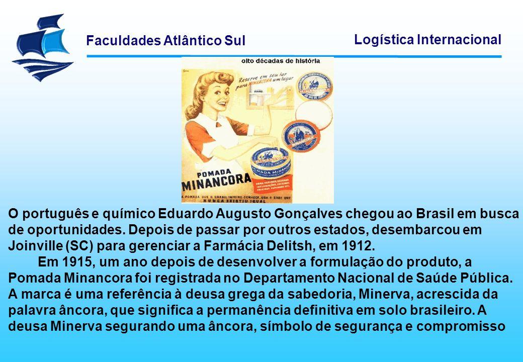 O português e químico Eduardo Augusto Gonçalves chegou ao Brasil em busca de oportunidades.