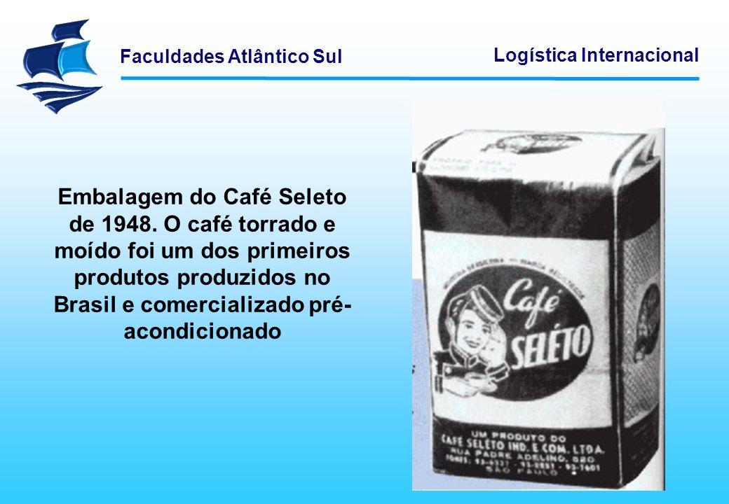 Embalagem do Café Seleto de 1948