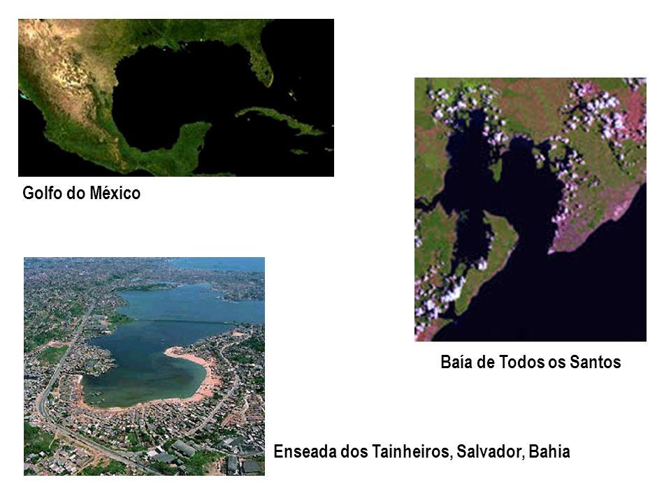 Golfo do México Baía de Todos os Santos Enseada dos Tainheiros, Salvador, Bahia
