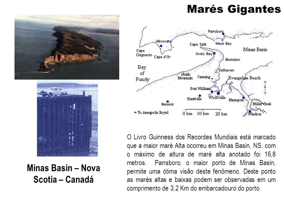 Minas Basin – Nova Scotia – Canadá