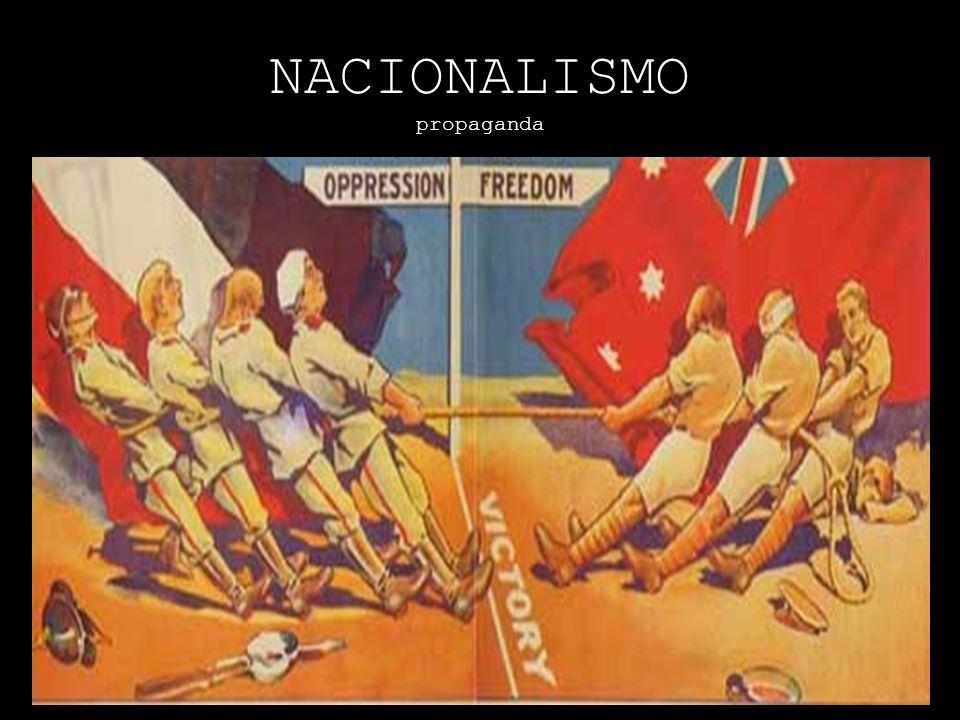 NACIONALISMO propaganda
