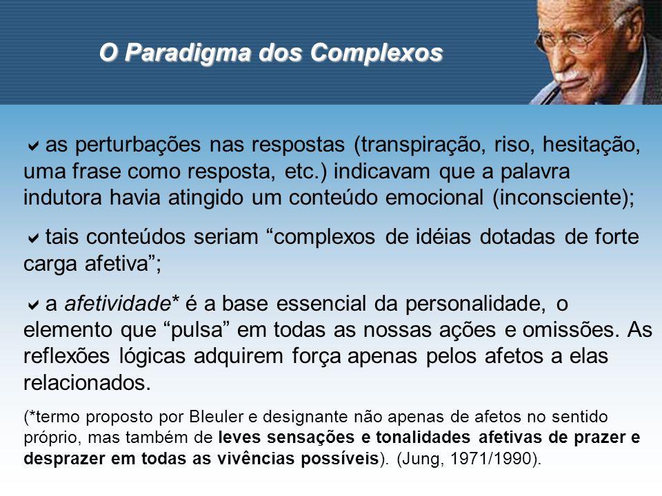 O Paradigma dos Complexos