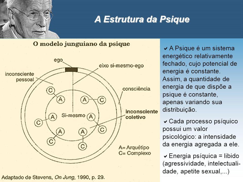 A Estrutura da Psique