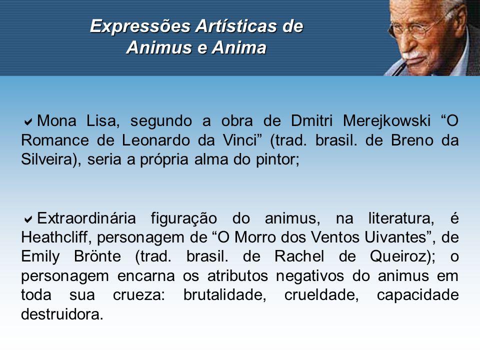 Expressões Artísticas de Animus e Anima
