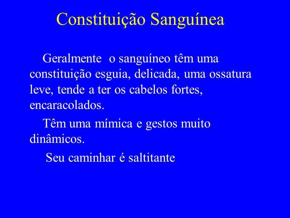 Constituição Sanguínea