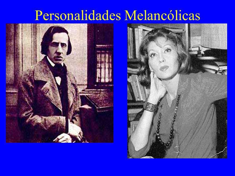 Personalidades Melancólicas