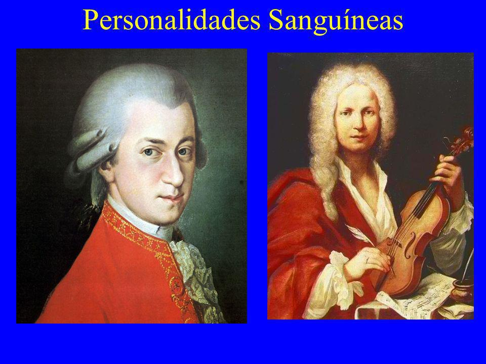 Personalidades Sanguíneas