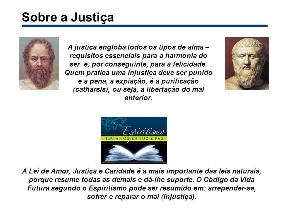 Sobre a Justiça