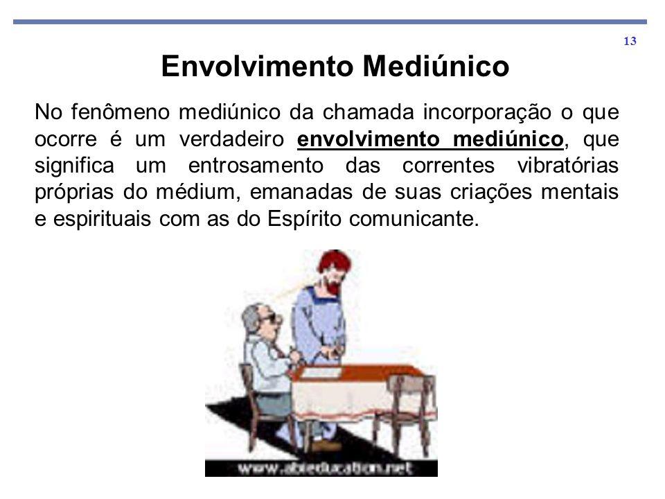Envolvimento Mediúnico