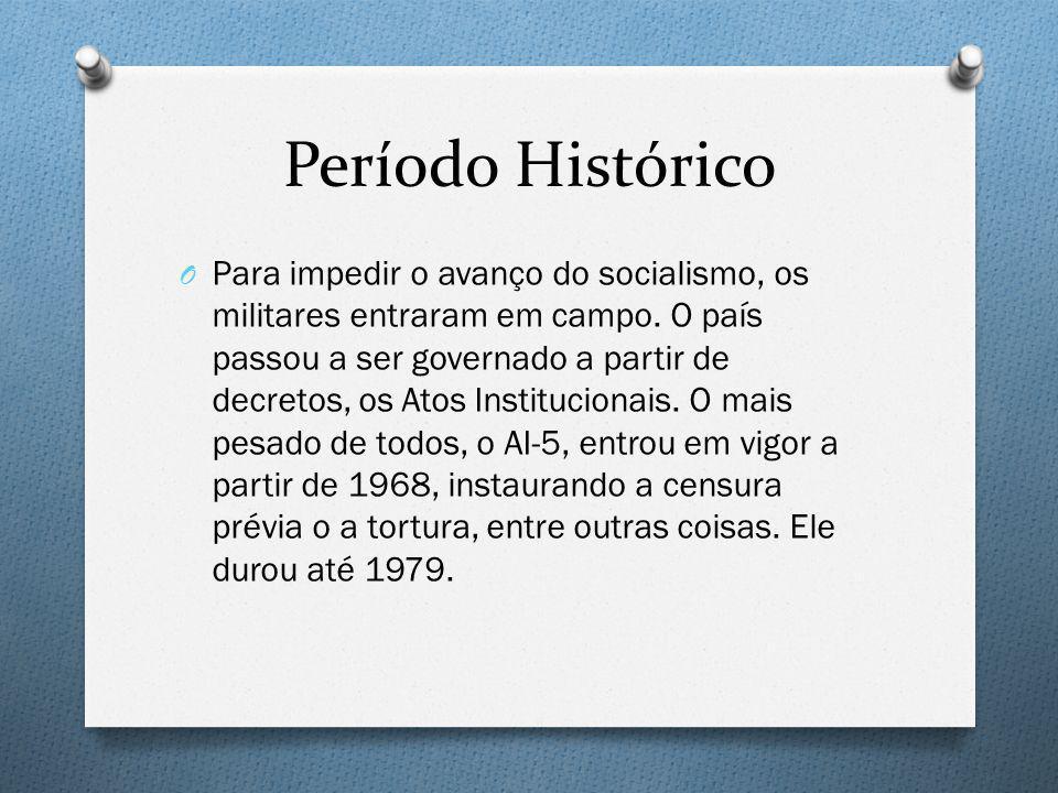Período Histórico