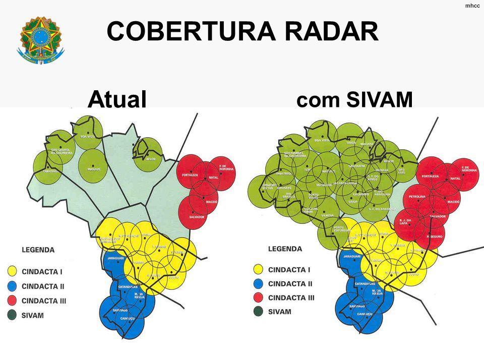 mhcc COBERTURA RADAR Atual com SIVAM