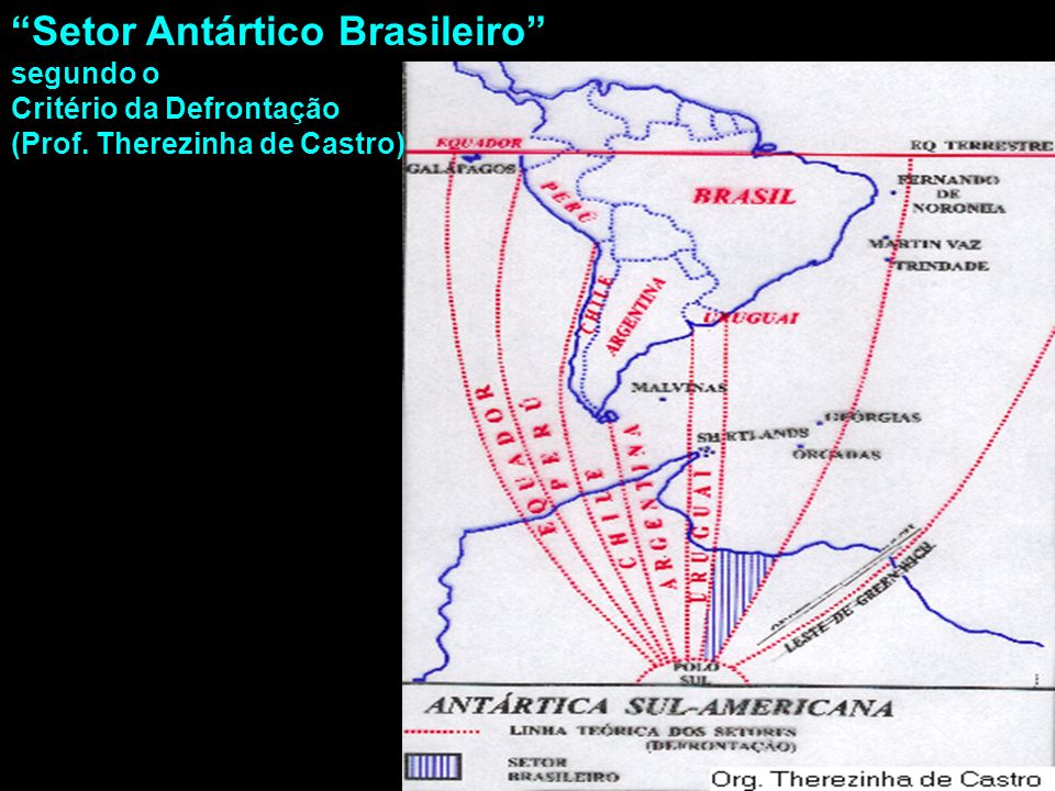 Setor Antártico Brasileiro