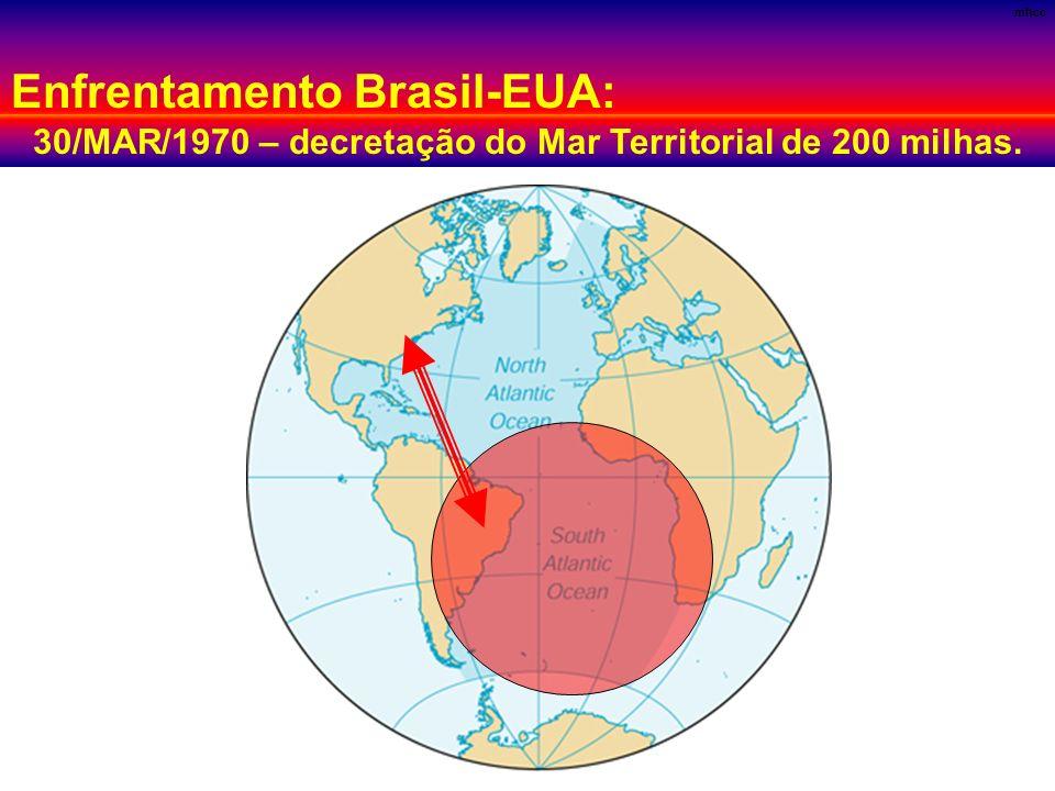 30/MAR/1970 – decretação do Mar Territorial de 200 milhas.