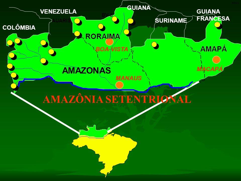 AMAZÔNIA SETENTRIONAL