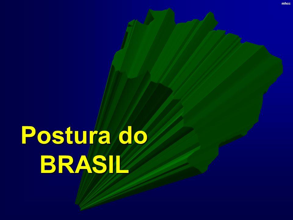 mhcc Postura do BRASIL
