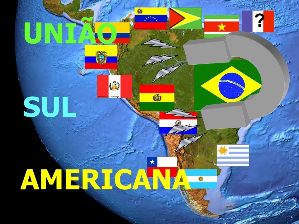 UNIÃO U U SUL S S AMERICANA A A