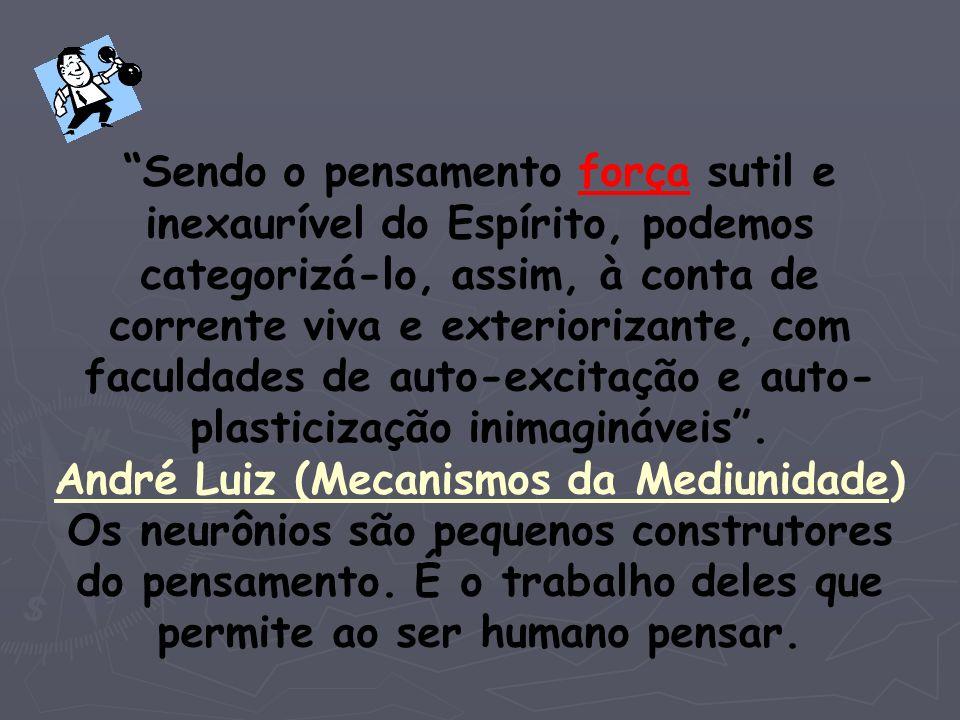 André Luiz (Mecanismos da Mediunidade)