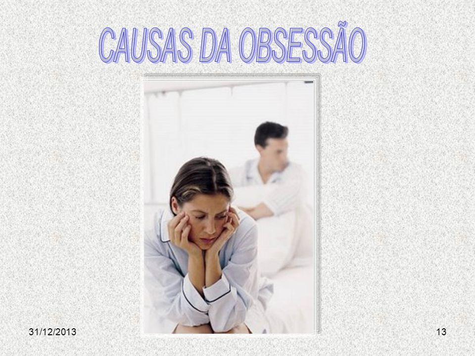 CAUSAS DA OBSESSÃO 24/03/2017
