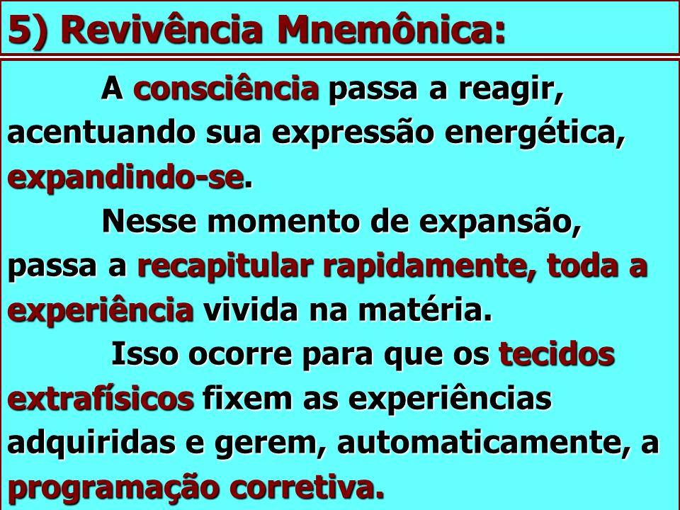 5) Revivência Mnemônica: