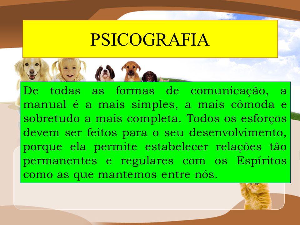 PSICOGRAFIA