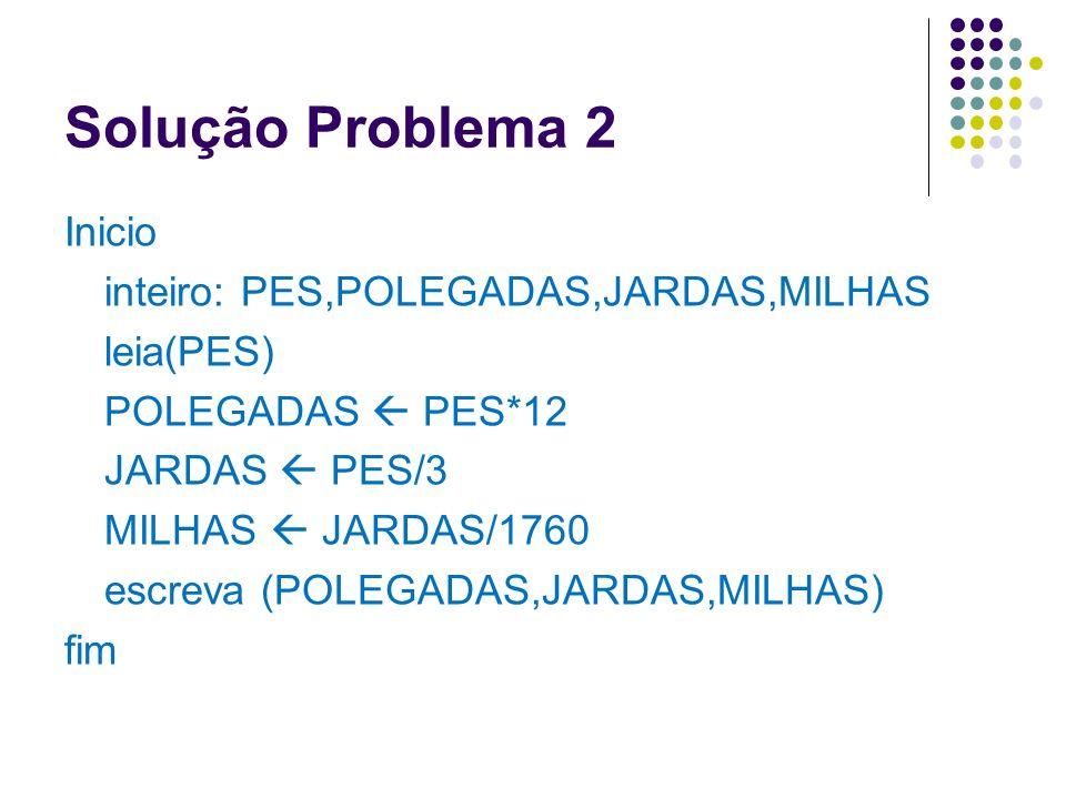 Solução Problema 2