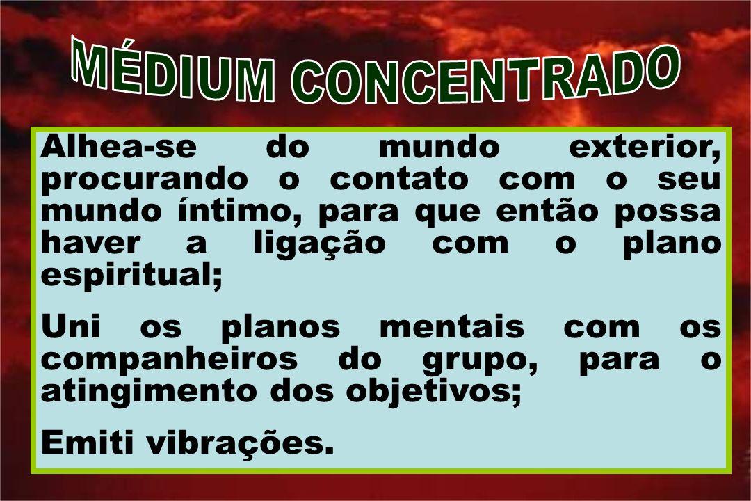 MÉDIUM CONCENTRADO