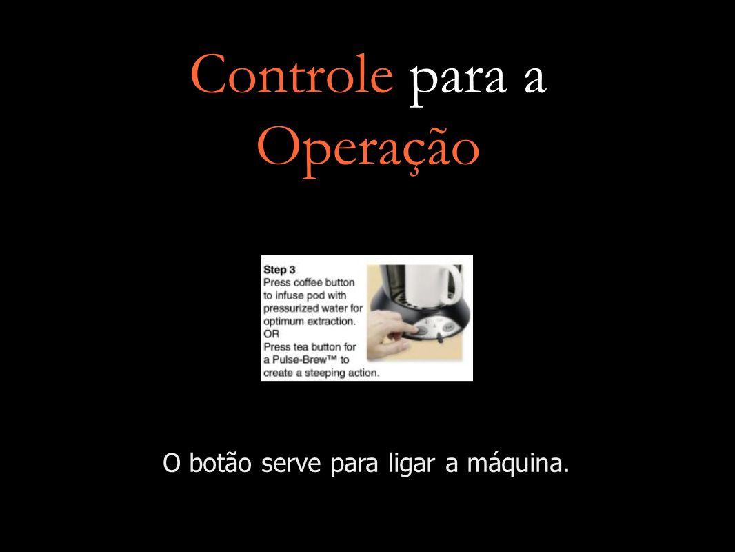 Controle para a Operação