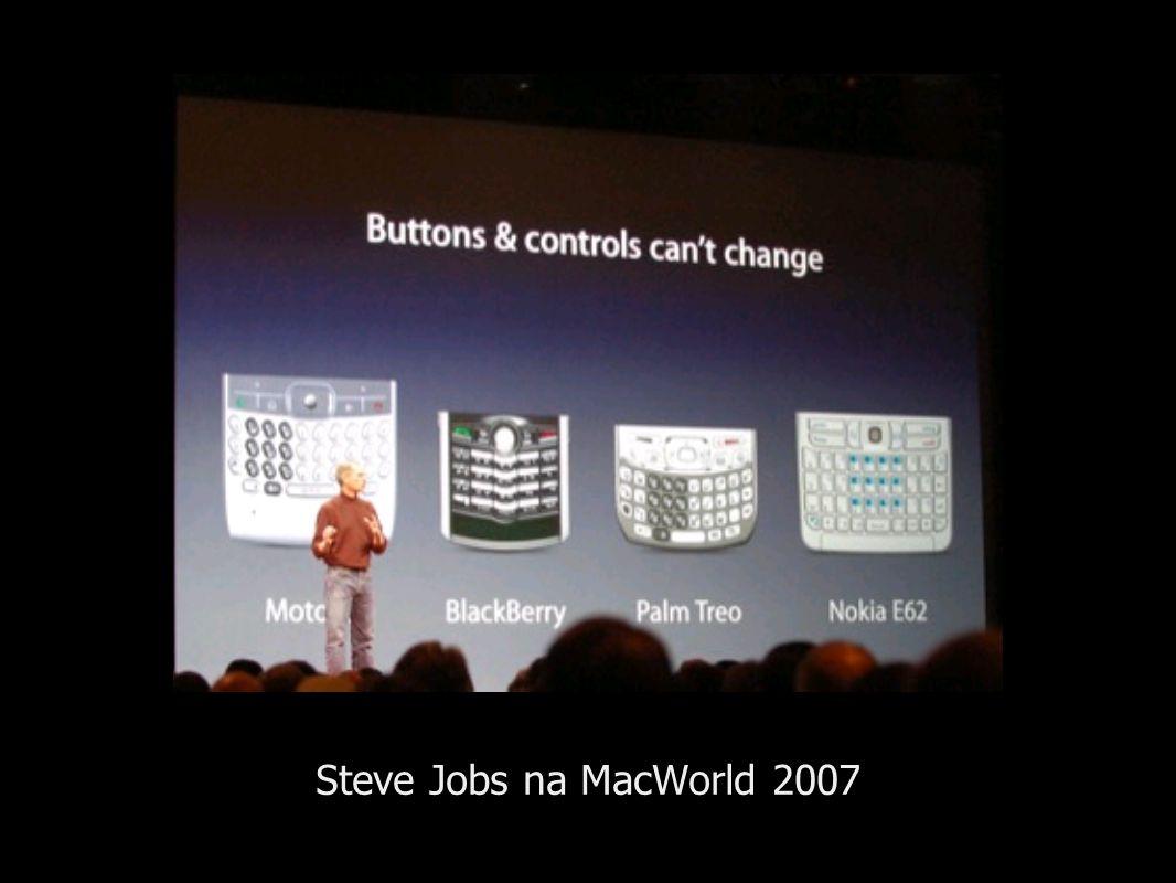 Steve Jobs na MacWorld 2007