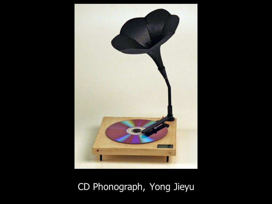 CD Phonograph, Yong Jieyu