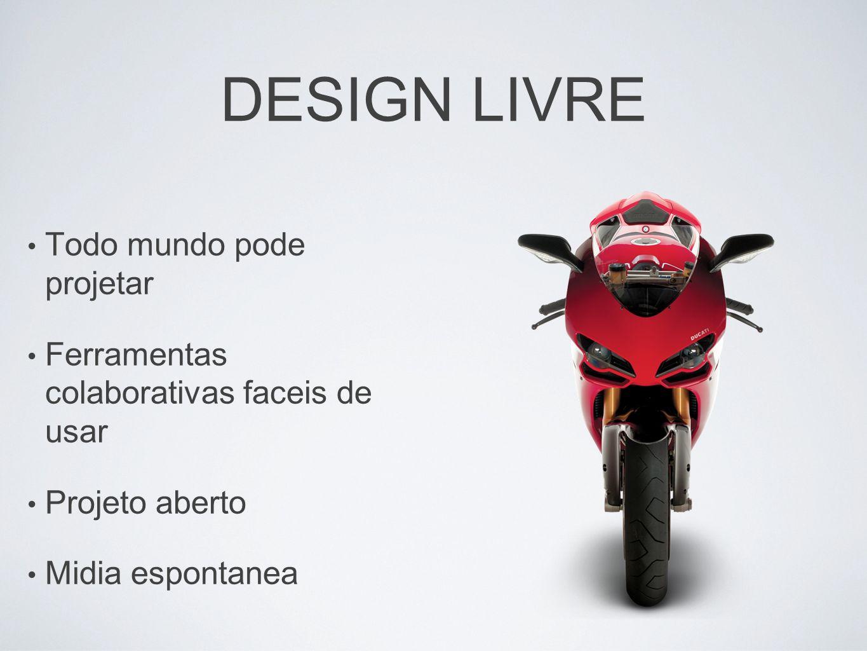 DESIGN LIVRE Todo mundo pode projetar