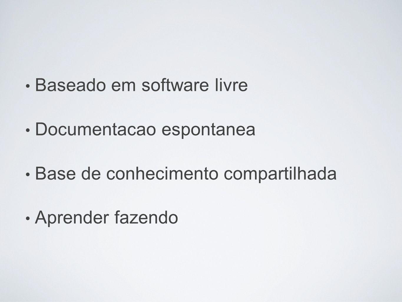Baseado em software livre