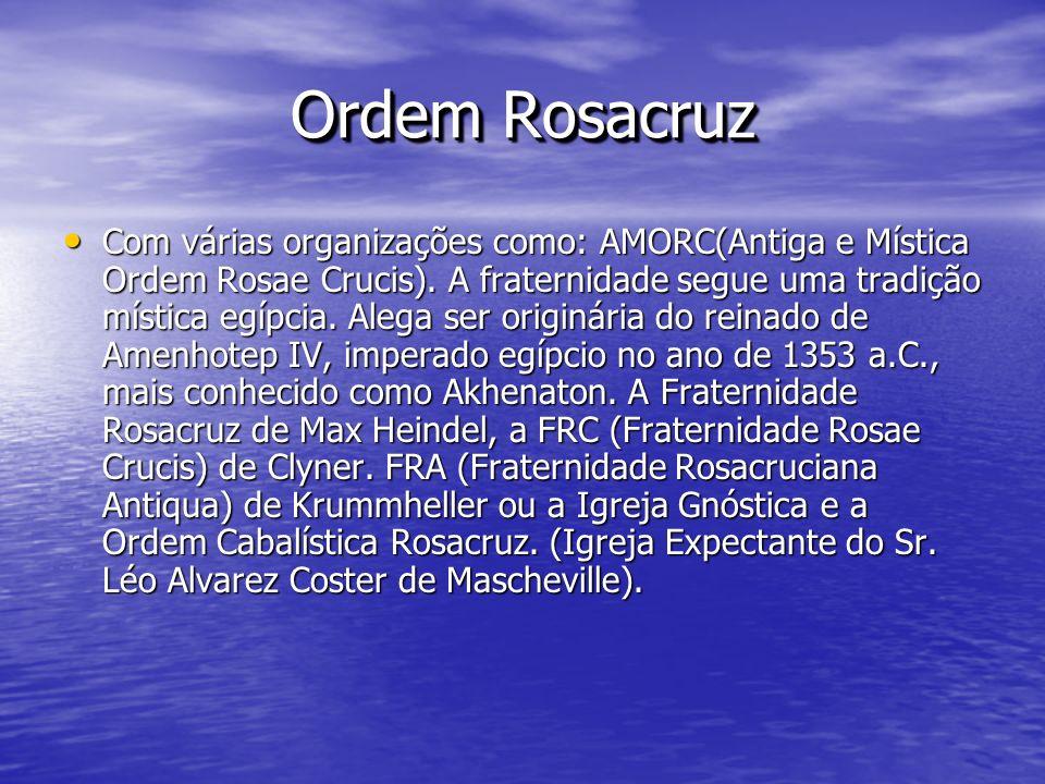 Ordem Rosacruz