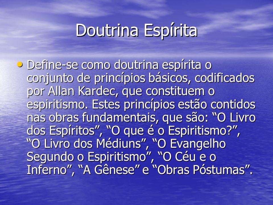 Doutrina Espírita