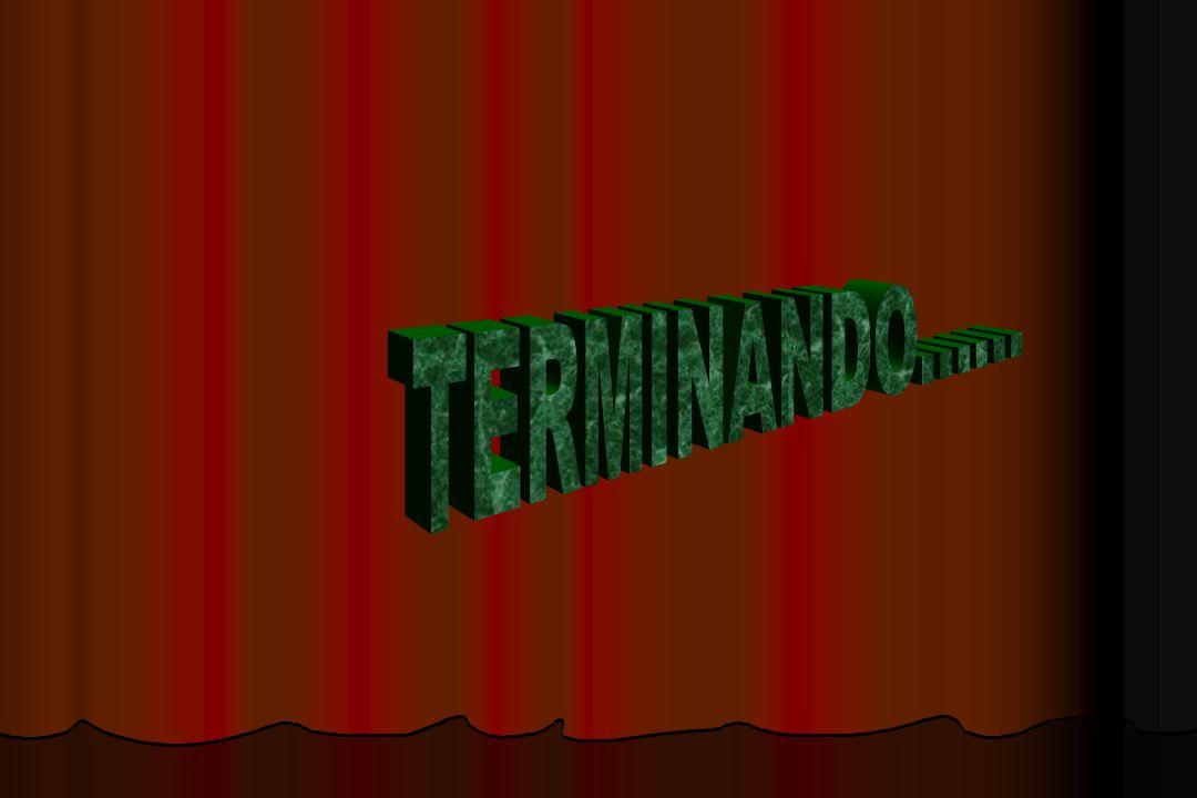 TERMINANDO......