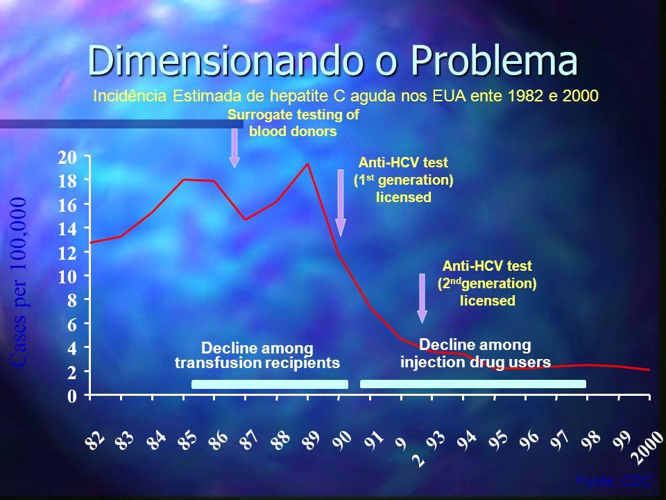 Dimensionando o Problema