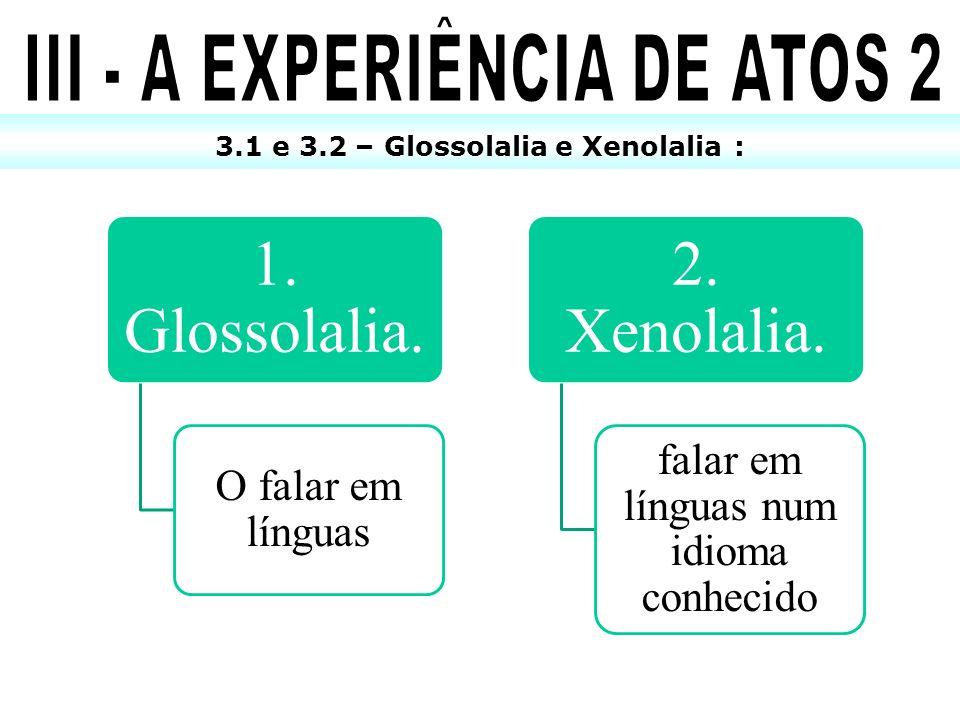 III - A EXPERIÊNCIA DE ATOS 2