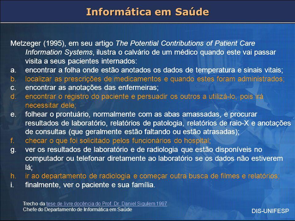 Informática em Saúde